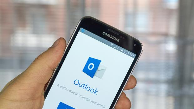 aplicativo outlook