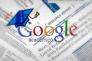 google academico como usar