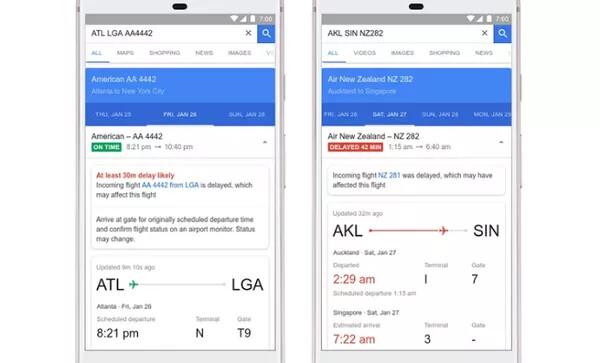 google flights previsão