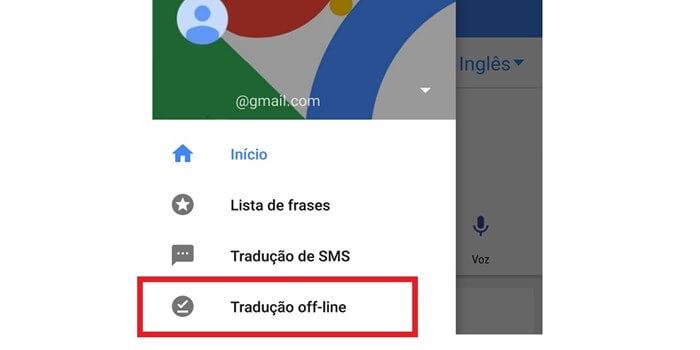 tradução offline google tradutor