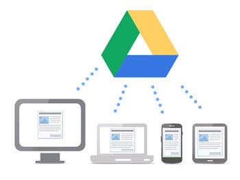 vantagens do google drive