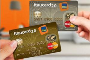Cartão de crédito itaú